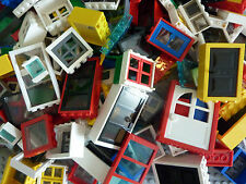 LEGO® 25 Türen / Fenster Basic City Haus Tür bauen - Kilo KG (L250)