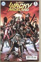 Wacky Raceland #1-2016 nm+ 9.6  DC Comics Standard Cover Wacky Racers