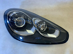 Porsche Cayenne 958 OEM Facelift GTS Xenon AFS Headlight Lamp RIGHT 14-17 year