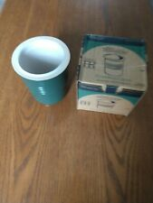 Pampered Chef Crock #1308 Green With Box