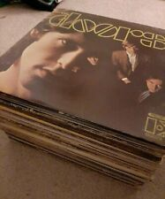 Lot Of 10 Classic Rock 12 Inch LPs Full Albums