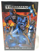 Ultimates by Mark Millar & Bryan Hitch Omnibus New PTG HC Marvel Comics New $100