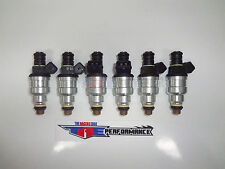 TRE 114LB/HR Fuel Injectors Fit Bosch Chevy GMC V6 3.8L 2.8L Turbo 1200cc/min 6