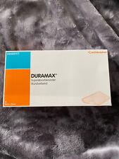 10X DURAMAX 10 x 20 cm steriler superabsorbierender Wundverband PZN 9764437