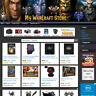 WARCRAFT GAMES STORE - Online Affiliate Website Business For Sale, Free Domain!