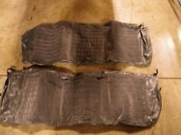 29806517 Seat Cover with Head Rest Ford 1994-97 F350 U-Haul Truck