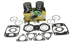 Polaris Indy Sport Touring 550, 2000-2003, Pro-X .040 Pistons, Gaskets, Bearings