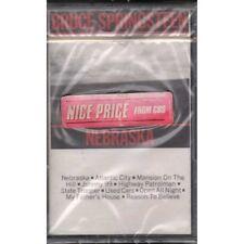 Bruce Springsteen MC7 Nebraska / CBS Sigillata 5099746336042