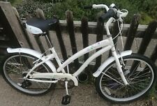 "Apollo Tropic 24"" Wheel junior beach cruiser Nirve Galaxy style frame bike"