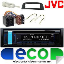 Fiat Punto Mk1 1993-1999 JVC CD MP3 USB Aux Ipod Car Radio Stereo Fitting Kit