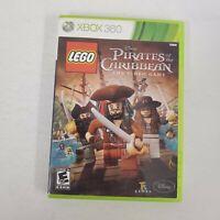 Disney Lego Pirates Of The Caribbean (XBOX 360,2011)   Fast Shipping