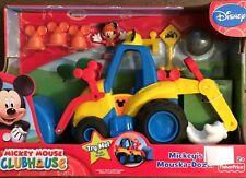 NIB Fisher-Price Disney's Mickey's Mouska Dozer Toy Set