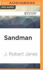 St-Cyr and Kohler: Sandman 6 by J. Robert Janes (2016, MP3 CD, Unabridged)