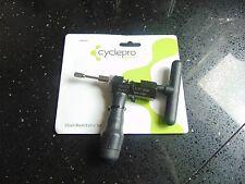 Cyclepro Catena Rivetto Strumento Breaker Link Estrattore & Joiner (KMC, Sram & Immagini)