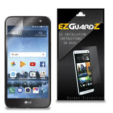 4X EZguardz New Screen Protector Cover HD 4X For LG Fiesta 2