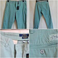 NUEVO RALPH LAUREN Quin Chinos Pantalones Cintura 81.3cm US 8 UK 12 UE 40