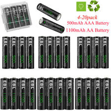 1.2v AA AAA Rechargeable Batteries NiCd Battery for Garden Solar Ni-Cd Light Lot