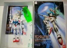 1991 Gundam F91 Mobile Suit BANDAI 1/100 Made in Japan Model Built