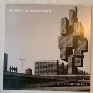 The Boomtown Rats – Citizens Of Boomtown - Vinyl LP
