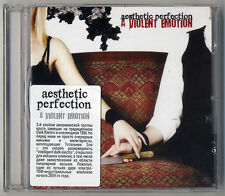 """Aesthetic Perfection """"A Violent Emotion"""" CD"""