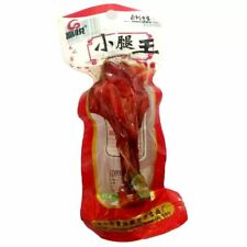 10*38g Chinese Foods Spicy Small Duck Leg Delicious snacks Vacuum-packed