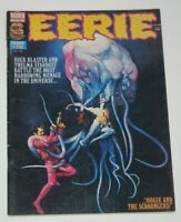 Eerie #76 1st Appearance of Darklon the Mystic 1976 Warren Magazine Lot 1