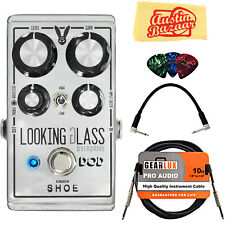 DigiTech DOD Looking Glass Overdrive Pedal w/ Cables