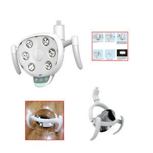Dental LED Lamp Oral Light Induction Senser/ Reflectance Lamp For Unit Chair