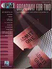 Piano Duet Play-Along: Volume 3: Broadway for Two (Piano Duet Play-Along (Hal Le