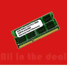 2GB DDR3 1333 MHz PC3-10600 CL9 1.35V Laptop RAM Sodimm Notebook Memory