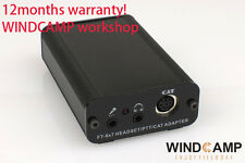 WINDCAMP Yaesu FT-817/FT-857/FT-897 CAT/HEADSET/PTT phone Adapter