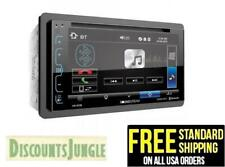 "Soundstream Double Din Vr-65B Dvd/Cd/Mp3 Player 6.2"" Lcd Bluetooth Usb Sd New"