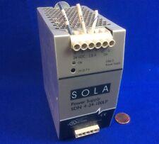 EMERSON SOLA SDN 4-24-100LP POWER SUPPLY