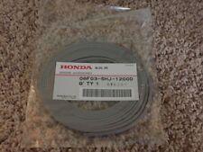 OEM Honda Civic Accord S2000 AP1 AP2 Front Rear Lip Spoiler Molding Gray Tape