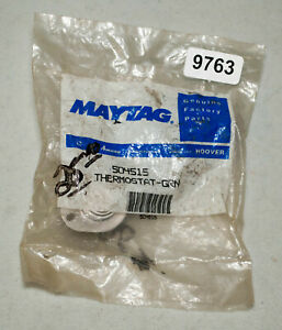 Maytag 504515 Dryer Thermostat Green