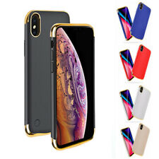 5500mAh Backup External Battery Charger Case Power Bank for iPhone X XS 5.8inch