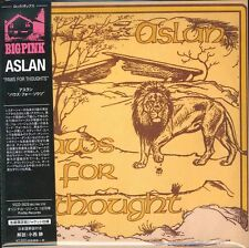 ASLAN-PAWS FOR THOUGHT-JAPAN MINI LP CD Ltd/Ed F83