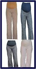 ~Umstandshose Umstandsjeans DENIM Jeans ~ blau,schwarz,weiss,beige~Gr.36-48
