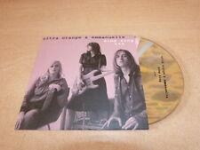 ULTRA ORANGE & EMMANUELLE - SING SING !!! RARE FRENCH PROMO CD!!!!!