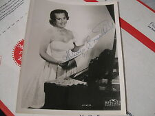 GLADYS SWARTHOUT  harpist  opera PHOTOGRAPH SIGNED 100% authentic
