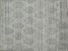 Reduced All-Over Design New 8' x 10' Hand Knotted Oushak Area Rug Wool Carpet