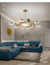 Modern bedroom living room acrylic Led Chandelier Lighting Lamps Ceiling Pendant