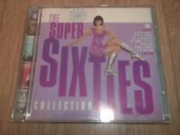 VARIOUS ARTISTS :THE SUPER SIXTIES COLLECTION - CD ALBUM EXCELLENT