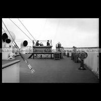 #php.01410 Photo RMS AQUITANIA CUNARD LINE PAQUEBOT OCEAN LINER