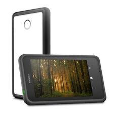 Étuis, housses et coques transparent en silicone, caoutchouc, gel pour téléphone mobile et assistant personnel (PDA) Nokia