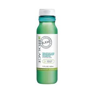 Biolage RAW Scalp Care Re-Balance Anti-Dandruff Shampoo 11 oz / 325 ml Salicylic