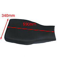 Black Foam Seat For 125cc/150cc/200cc/250cc Chinese ATV Quad Bike Bull Large