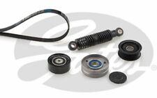 GATES Kit de courroies d'accessoire pour AUDI A4 A6 A8 K116PK2403 - Mister Auto