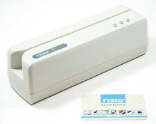 New listing Hico Magnetic Stripe Credit Card Encoder Mse-750 Usb Rs-232 Membership Id Writer