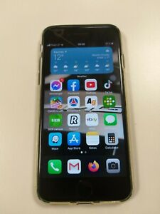 Apple iPhone 7 - 128GB - Jet Black (Unlocked)